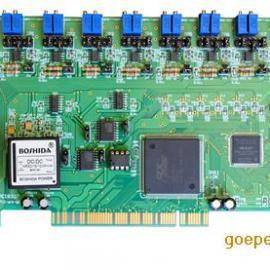 供应中泰PCI-8327DI8CHDO8CH模拟输出D/A采集卡
