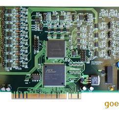 供应中泰PCI-8348AJ并行同步采集卡