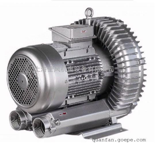 欧冠LD全铝合金高压鼓风机LD055H43R18气动输送