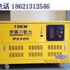 15KW燃气发电机价格