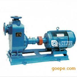 上海瑶泉供应100ZX100-20,11KW自吸式离心泵/自吸泵
