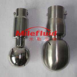SUS316L不锈钢旋转清洗球(卫生级)