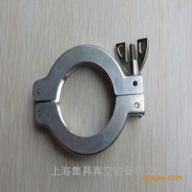 KF卡箍|真空KF卡箍|不锈钢KF卡箍|上海KF卡箍厂家