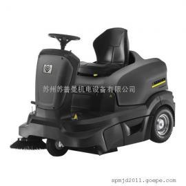 苏州进口凯驰扫地机,紧凑型驾驶式吸尘扫地机