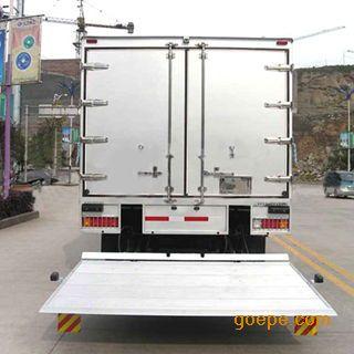 货车尾板汽车液压尾板升降平台图片