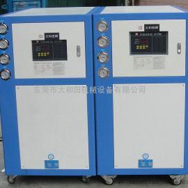 培菌专用冷水机,食用菌车间降温冷水机,低温培植专用冷水机