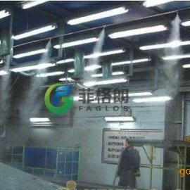 广西供应铁皮厂房喷雾降温设备