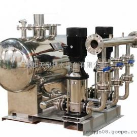 不锈钢无负压给水设备