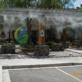 度假村山庄酒店人工造雾设备景观造雾系统