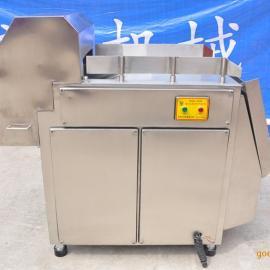 成远冻肉切块机,冻肉加工处理机械设备