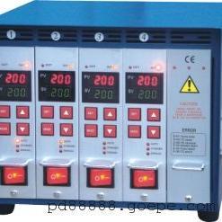 热流道4组插卡式温控箱,广东温控箱