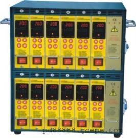 热流道12组温控箱,天津温控箱,模具温控