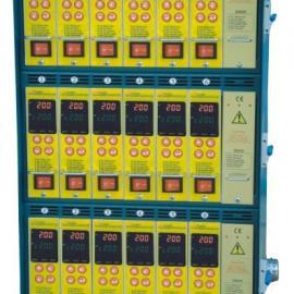 供应热流道18组温控箱,青岛模具温控器,热流道系统
