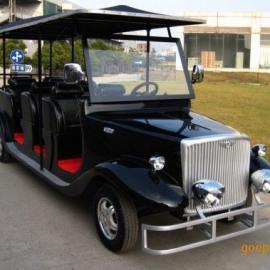 重庆伊莱维克IL/QG08L燃油老爷观光观光车