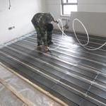 干式水暖|水暖铺实木地板(杭州地暖公司)