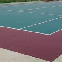 新疆环保塑胶篮球场,新疆塑胶网球场材料
