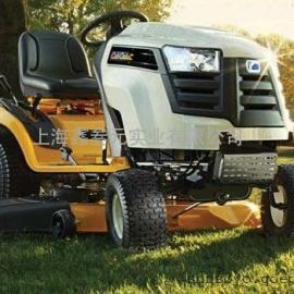 美国路宝42寸草坪车 原装进口坐骑式草坪上