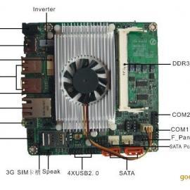 EBD-NA12F嵌入式迷你AMD工控主板