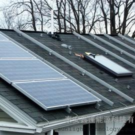 5KW小型家用太阳能发电系统