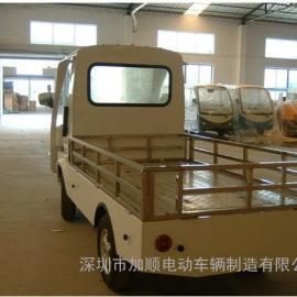 1T电动平板货车