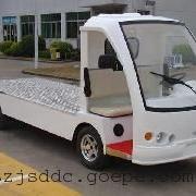 2T电动平板货车