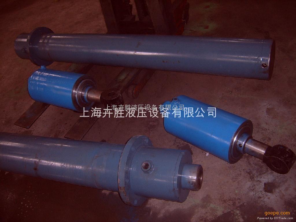 上海液压油缸的选用方法及油缸种类图片