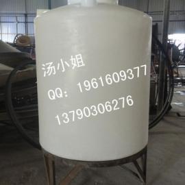 1000L锥底水箱|食品级水箱|PE塑?#21644;�|储存桶|容器