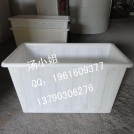 500L方桶|食品储存桶|周转箱|PE塑胶桶|印染桶