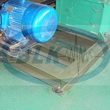 陶瓷粉碎机避震器