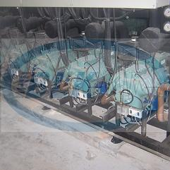 制冷机组避震器