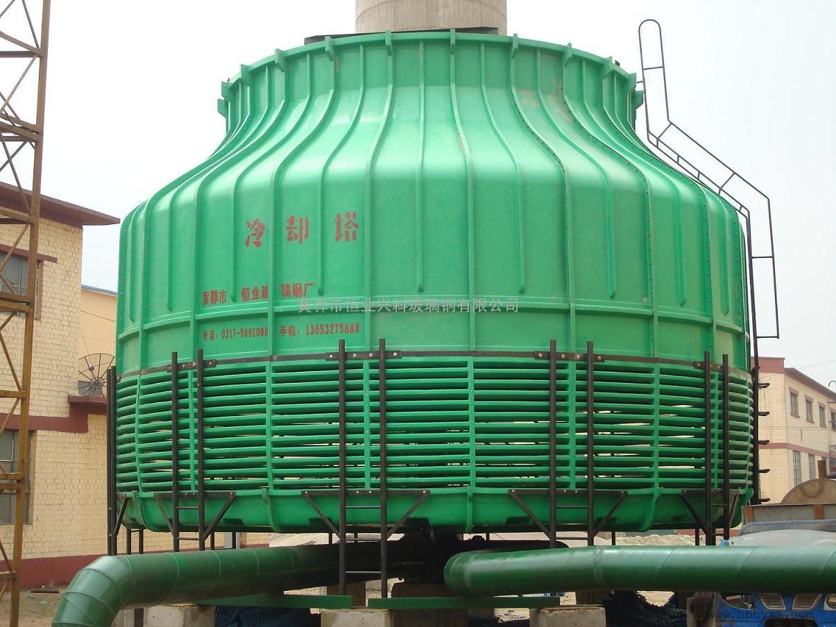 玻璃钢冷却吸收塔