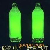 绿色氖灯  绿色氖胆  电源指示氖灯  开关插座专用氖灯