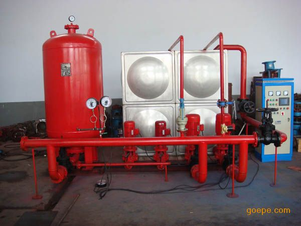 益阳消防气压给水设备|永州消防气压给水设备图片