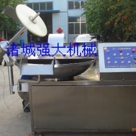肉制品加工设备-80型全钢节能斩拌机、80斩拌机