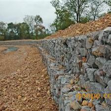 石笼网 边坡石笼网价格 热镀锌基坑支护石笼网直接生产厂家