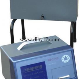 HY-HPC600型分体式不透光烟度计