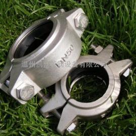 不锈钢水处理卡箍,拷贝林卡箍