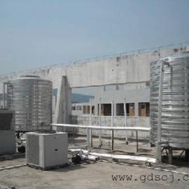 职业技术学院宿舍热水系统热泵工程