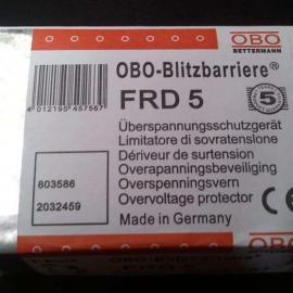 供应正品德国OBO控制信号避雷器FLD、FRD系类