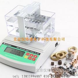 快速测量粉末冶金件比重的电子比重计