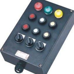 BXK8050带急停防爆防腐控制箱
