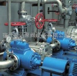 三螺杆泵稀油润滑装置