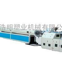 浩明PPR塑料管材设备潜力无限