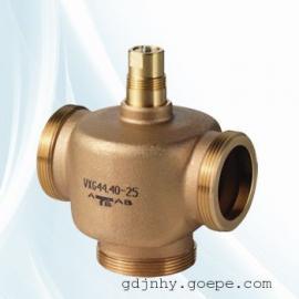 VXG44.40-25西门子电动三通阀DN40