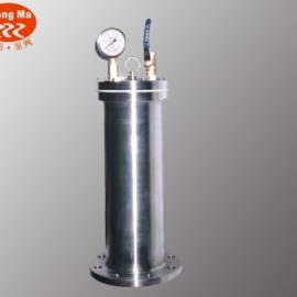 ZYA9000气囊活塞式水锤吸纳器,不锈钢水锤吸纳器