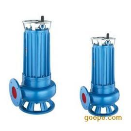 WQK切割式污水泵