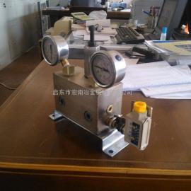 宏南国家AAA级信誉单位 供应QZYYF液压自动换向阀