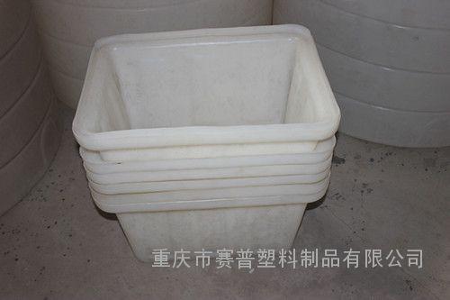 茶叶桶  台车移动桶 茶叶周转箱 方型储罐