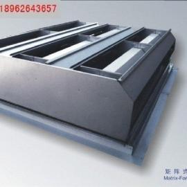 薄型矩阵式气楼05J621-3国标图集1-9型气楼生产厂家
