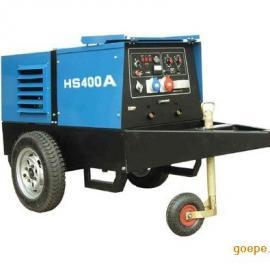 400A柴油发电焊机静音发电焊机